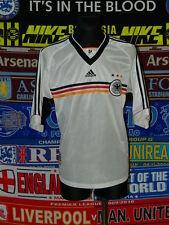 4.5/5 Germany adults XL 1998 adidas retro rare football shirt jersey soccer