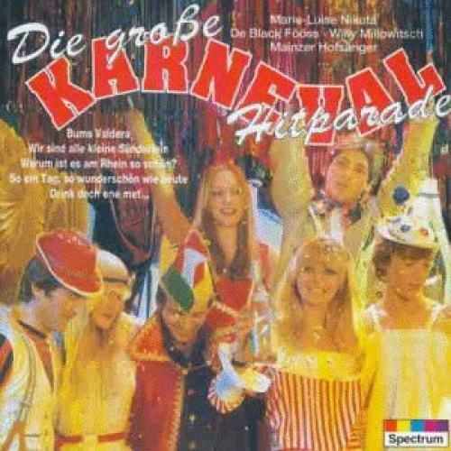 Various - Die Grosse Karneval Hitparade CD #G1981319