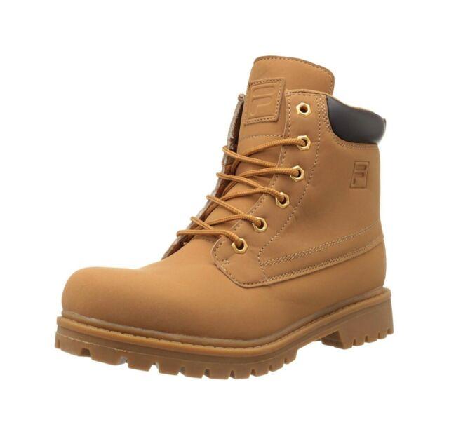fila boots ebay