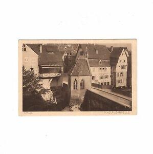 AK-Ansichtskarte-Calw-Nikolauskapelle-1919