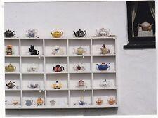 "*Postcard-""Nice Display of Tea Silverware""   (Picture on Postcard)  (B368)"