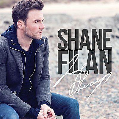 SHANE FILAN LOVE ALWAYS CD (New Release 25 August 2017)