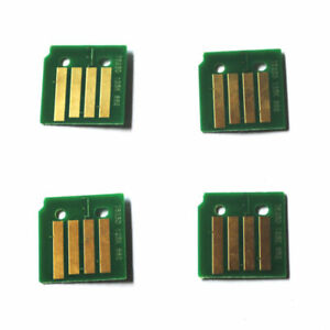 Details about 4x Drum Chip for Xerox  7525,7530,7535,7545,7556,7830,7835,7845,7855 (013R00662)