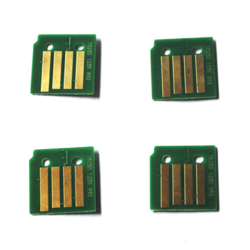 4x Drum Chip for Xerox 7525,7530,7535,7545,7556,7830,7835,7845,7855 013R00662