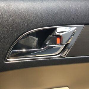 Interior Door Handle Frame Cover Trim For 12-16 HONDA CRV