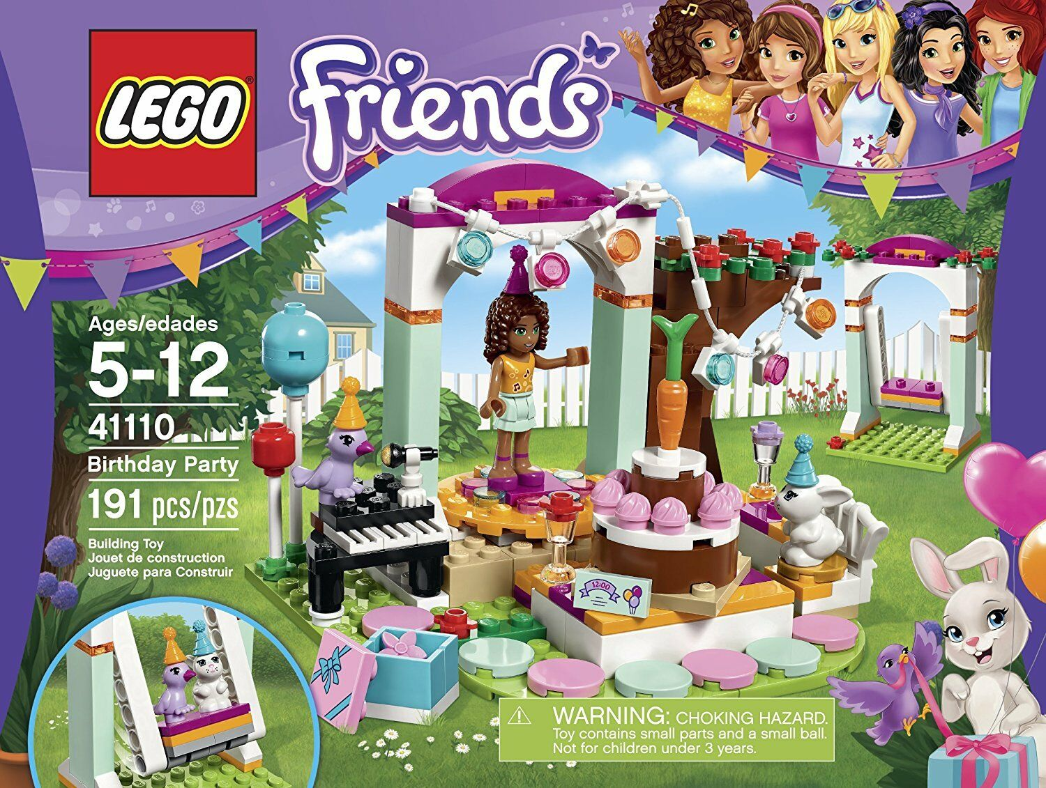 LEGO Friends - - - Birthday Party Kit 41110 c9b527