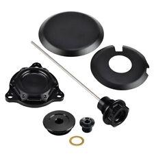 Engine Plugs Oil Dispstick Clutch Case Cover For Suzuki DRZ400E//S DRZ400SM 05-20