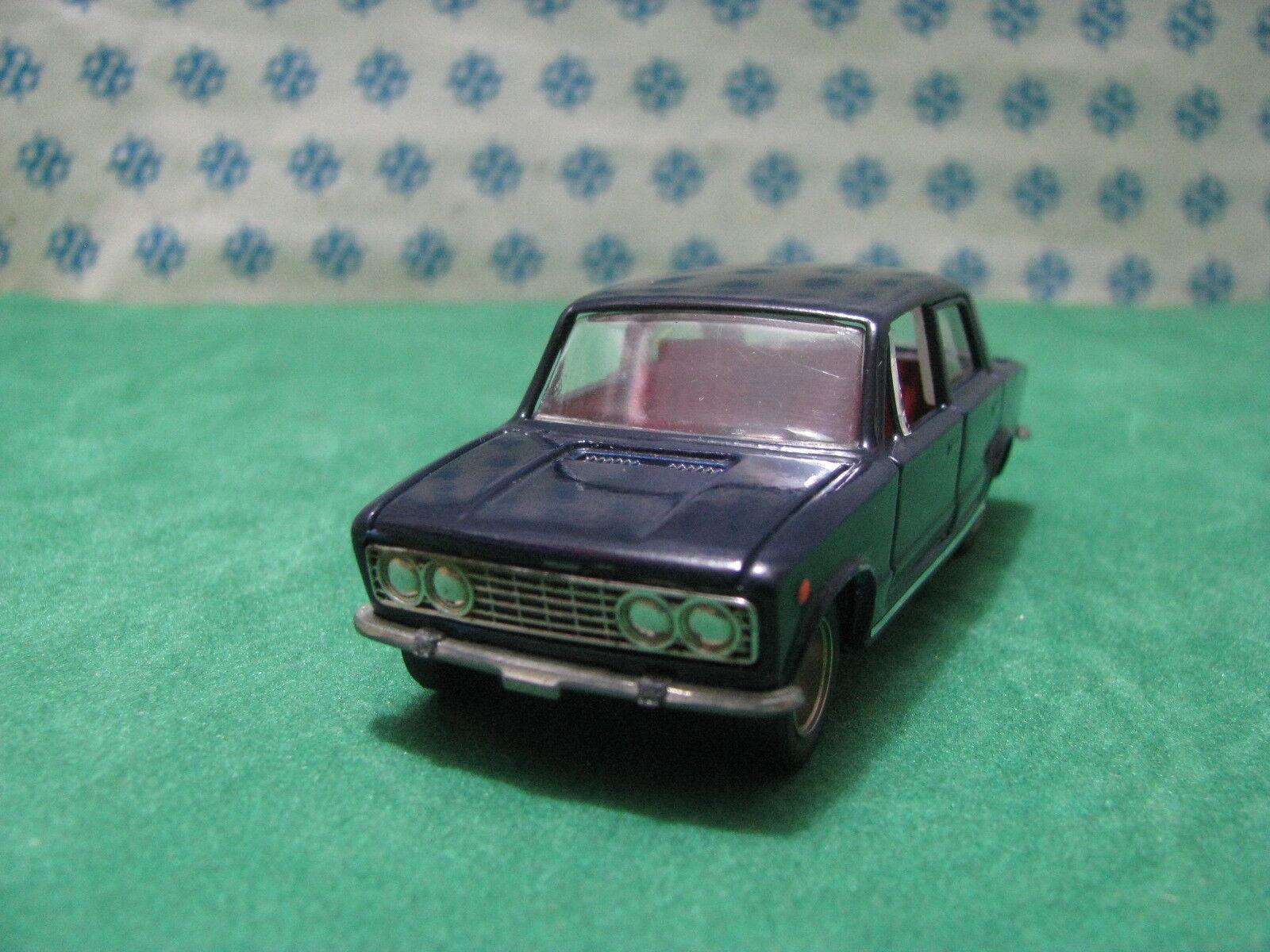 Vintage - - - FIAT 124 Code 3 processed - 1 43 Mebetoys A-41 d6d1d0