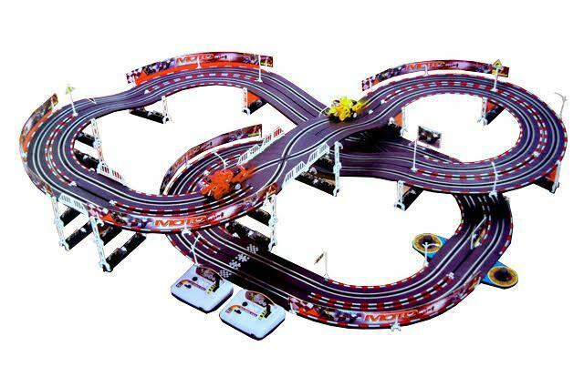 Gree  Slot auto Ippodromo Ferrovia 492cm  Idea Regalo Top  qualità autentica