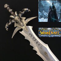 Wow Lich King Arthas Frostmourne Sword