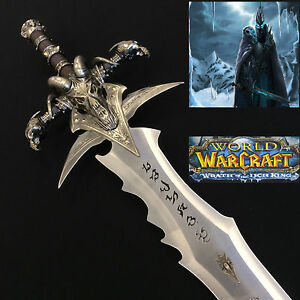 WOW-Lich-King-Arthas-Frostmourne-sword