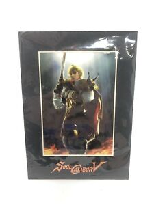 Soul Calibur V Limited Edition Laser Cel Art With Certificate of Authenticity