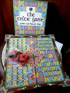 JUEGO DE MESA THE CELTIC GAME - PAST TIMES - UK