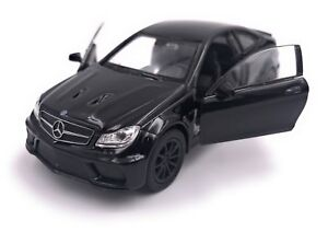 Mercedes-c63-Black-Series-maqueta-de-coche-auto-producto-con-licencia-1-34-1-39-colores-diferentes
