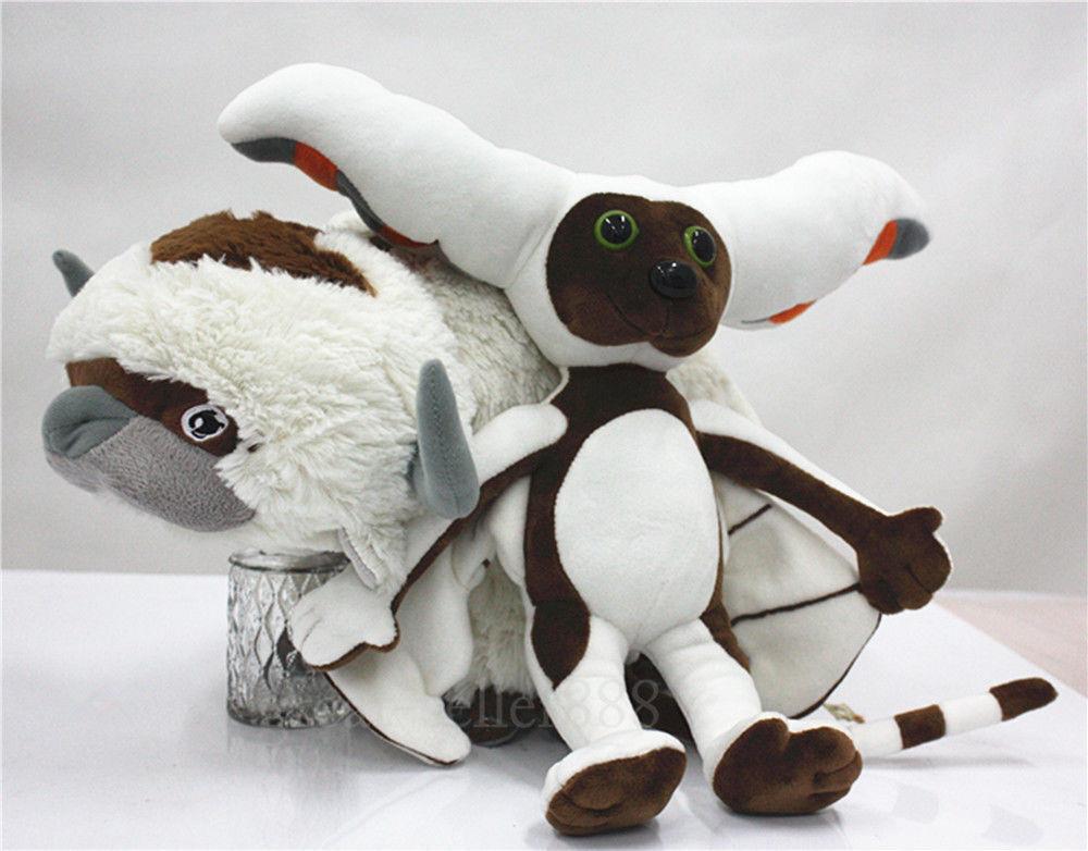 The Last Airbender Resource APPA AVATAR Fluffy Plüsch Plüschtier Spielzeug Puppe