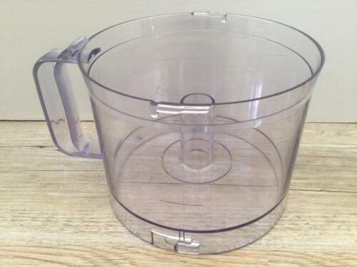 Braun 500 ml Bowl Food Processor 4259 4262 61 remplacement 58 de rechange