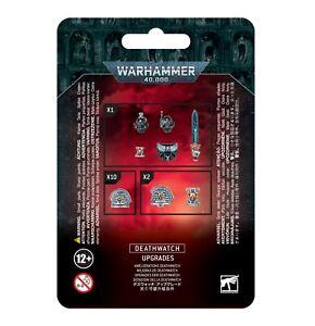 Deathwatch Upgrades Upgrade Frame Warhammer 40k Space Marines  Adeptus Astartes