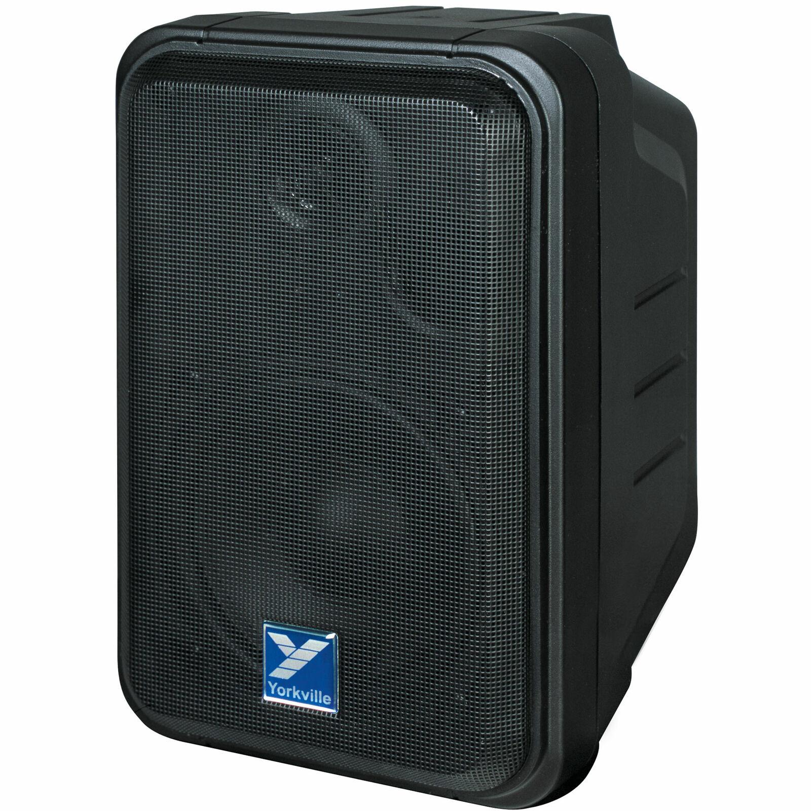 Yorkville C120 70 Coliseum Mini Series 5  2-Way Weather Resistant Passive Speake