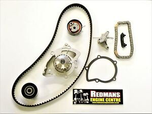 Peugeot 20 16v Hdi Timing Belt Kit Chain Kitwater Pump Dw10ated4