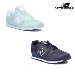 Details about New Balance KD373P2Y Youth Suede Mint Trainers Size UK 3 6.5