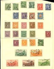 CHINA 1931-47 AIRMAILS + TENG KENG + SUN YAT SEN...29 stamps...MINT + USED