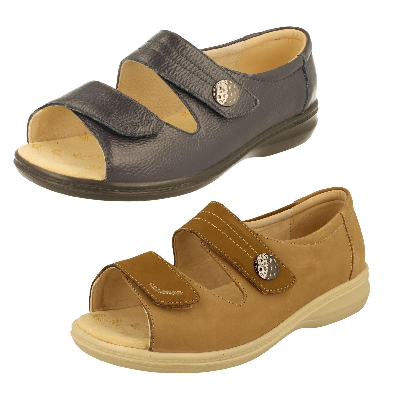 Ladies Padders 4E Fitting Sandals - Shore2