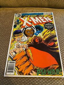 Uncanny X-Men #117 VF 1st Shadow King Prof X Origin Key Issue Newsstand
