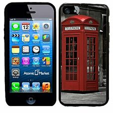 British Telephone Booth For Iphone 6 Case Cover By Atomic Market