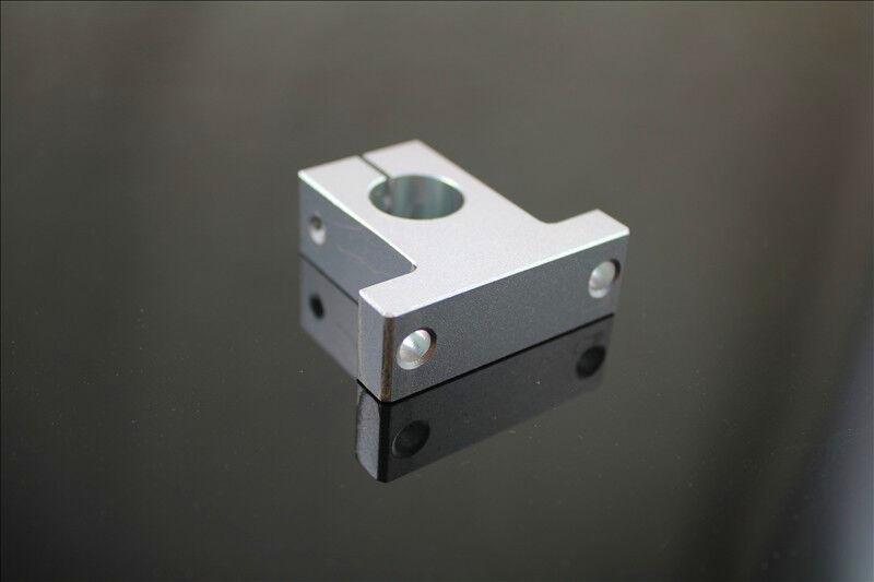 10X 10mm SK10 Chrome Linear Rail Shaft Guide Support Bracket Bearing Step Motor