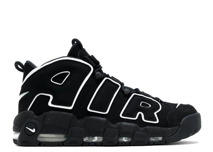 Nike Air More Uptempo Black White OG Size 13. 414962-002 Jordan Pippen Kobe