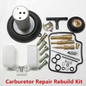New-Carburetor-Repair-Rebuild-Kit-For-GY6-125CC-ATV-Go-Kart-Scooter-22MM-Plunger
