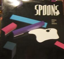 Spoons Bridges Over Borders Us Lp
