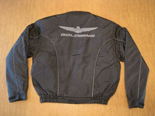 Goldwing Millennium Jacket GOLD EMBLEMS Officially Licensed CM1050