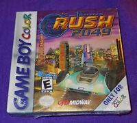 San Francisco Rush 2049 (nintendo Game Boy Color, 2000)
