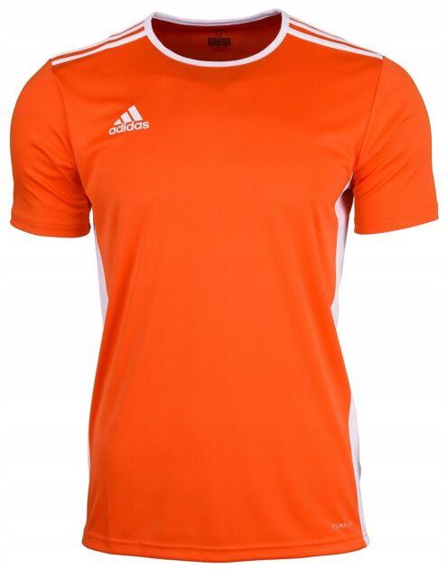 Adidas ENTRADA 18 Trikot Kurzarm orange weiß