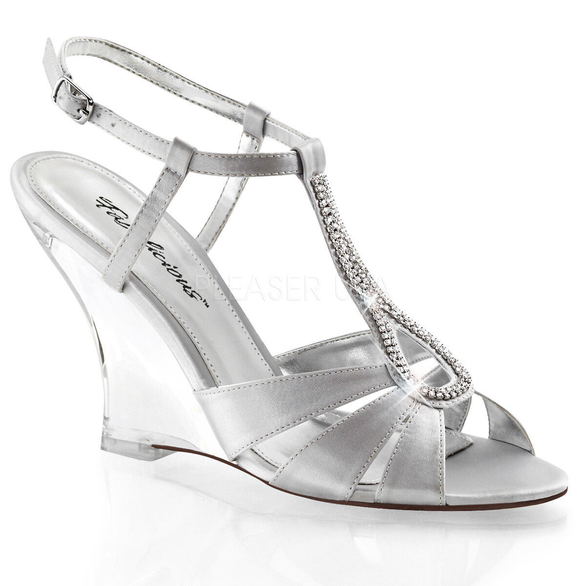 Fabulicious LOVELY-420 Strap Sandal 4    Heel 755886