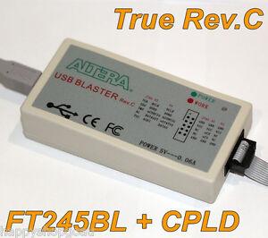 ALTERA USB BLASTER REV C DRIVERS FOR WINDOWS VISTA