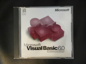 Details about Microsoft Visual Basic 6 0 VB6 Programming Language +  Compiler Compilor
