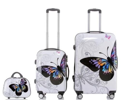 bagagesets reise koffer reisekoffer set hartschalenkoffer