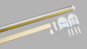 Diy Roller Blind Kit Spring Loaded Mechanism Make Your