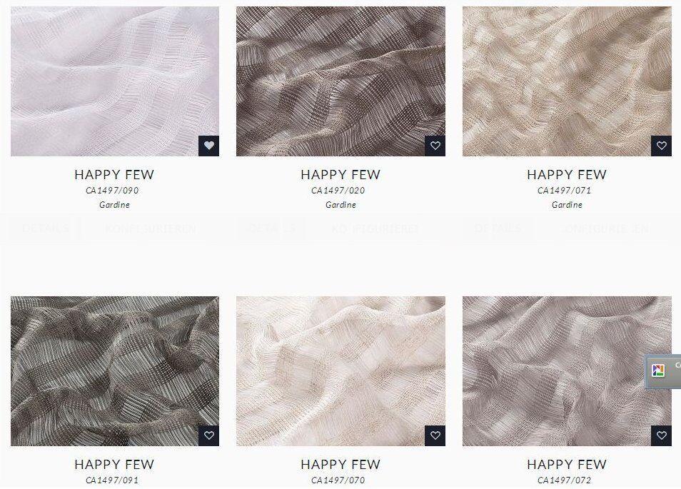 stoffdesign   HAPPY FEW Meterware Stoff schwarz fabric gewirkt tissu Carlucci e98957