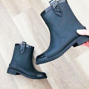 NEW-Jimmy-Choo-Black-Edie-Boots-36