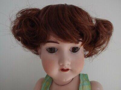 Mode Locken 1//3 BJD Puppen Volle Perücke Haar Locken Für Dollfie DIY