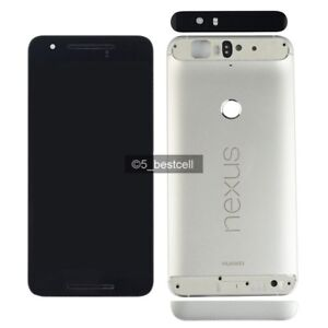 new style f9afc e0ec0 Details about Huawei Google Nexus 6P H1511 H1512 Touch Digitizer+Lcd  Display+Frame cover Case
