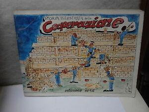 Storia-illustre-della-cooperation-1977-Ed-Ecra-dessins-Angelo-Trinca