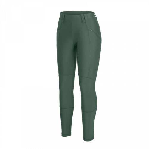 Olive Green Helikon-Tex HOYDEN Range Tight LEGGINS
