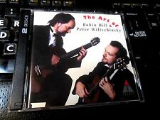 The Art of Robin Hill and Peter Wiltschinsky 2x CD GERMAN IMPORT guitar