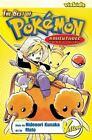 POKÉMON: Best of Pokemon Adventures: Yellow by Hidenori Kusaka (2006, Paperback)
