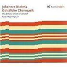 Johannes Brahms - Brahms: Geistliche Chormusik (2014)