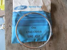 Scott Drake C7az-13015-b Mustang Headlight Retaining Ring 1969 for